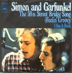 "7"" 59th Street Bridge Song Germany"