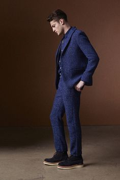 """Levi's Made & Crafted Fall/Winter 2014 """"New West: Outdoors"""