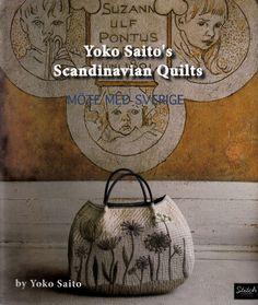 "Yoko Saito's Scandinavian Quilts - ""The Quilted Crow Quilt Shop, folk art quilt fabric, quilt patterns, quilt kits, quilt blocks"