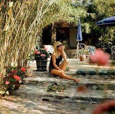 Bridgette Bardot. I love just about everything about her.