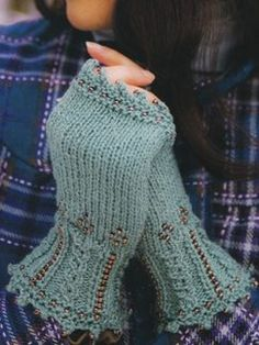 Prudence from: Knitting in the Details: Book by Louisa Harding | Knitting Fever