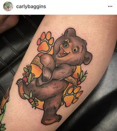 Brother bear!