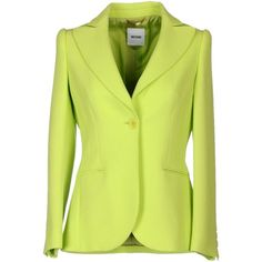 MOSCHINO Blazer found on Polyvore