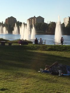 My Town, Niagara Falls, Finland, Waterfall, Country, Nature, Travel, Outdoor, Voyage