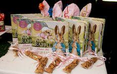 Peter Rabbit Birthday Party Favors