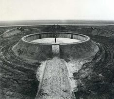 The Observatory by Robert Morris (1971)