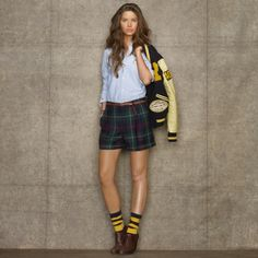 Love Everything About This Look... Rugby Ralph Lauren ...