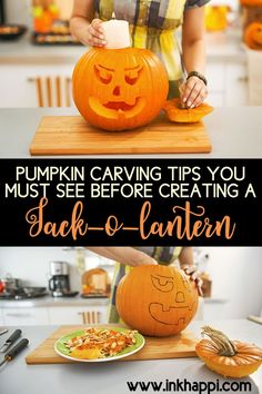 Carving Pumpkins… Awesome tips you must read before creating a jack-o-latern!