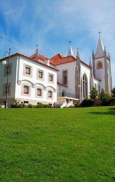 Igreja de Santo Condestável em Campo de Ourique, Portugal