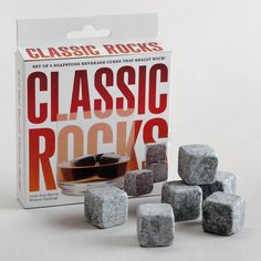 Classic Rocks via Cost Plus World Market >> #WorldMarket Holiday Gift Giving Ideas