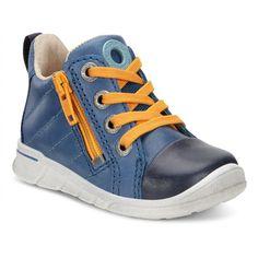 ECCO First 75404150278 Marine / Poseidon - Kids Casual Shoes