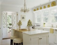 Country Houses - traditional - kitchen - new york - by Austin Patterson Disston Architects