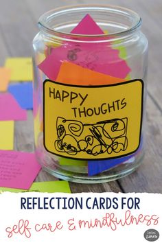 Over 700 Printable Self Care Mindfulness Question Cards for Intentional and Positive Living - Ink Friendly Version Thoughts And Feelings, Happy Thoughts, Writing Skills, Writing Prompts, Journal Questions, Journal Prompts, Journals, Meaningful Conversations, Happy Minds