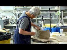Yasuhisa Kohyama Visiting Artist Workshop at Harvard Ceramics Program, J...