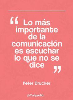 Comunicación, quotes