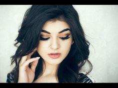 Victorias Secret Inspired Makeup - YouTube