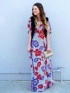 Boho holiday outfit inspiration