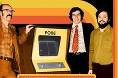 Retro machine of the day: This Pong machine was released in 1972. #knowyourhistory #retrogaming