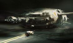 Sci-fi wallpaper of the week #44 - Concept art, Sci-fi, Space, wallpaperCoolvibe – Digital Art