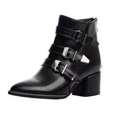 faa24af5d3cc 13 Popular Platform Ankle Boots images