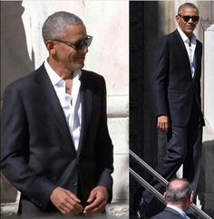 Epitome of class, compassion and intelligence. Best President in 50 years.