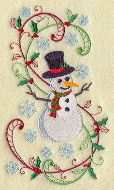 Machine Embroidery Designs at Embroidery Library! - Color Change - F4662