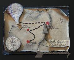 eLoRoEsUnMeTaL: Tarjeta-Regalo Boda Treasure