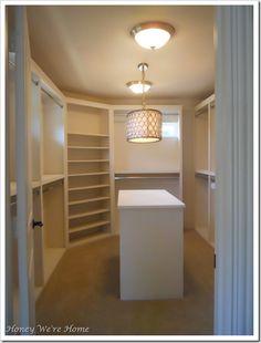A dream of a closet