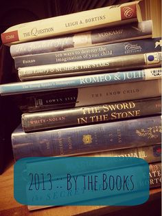 2013 by the Books