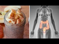 Natural Colon Cleanse Recipe with Honey, Apple, Chia, and Flax Seeds Colon Cleanse Tablets, Colon Cleanse Diet, Natural Colon Cleanse, Colon Detox, Detox Shakes, Cleaning Your Colon, Ways To Be Healthier, Honey Recipes, Balanced Diet