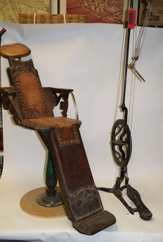 Doc Holliday's Dental Chair
