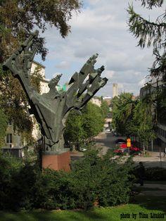 Mariastreet park, LAHTI, FINLAND photo by Tiina Litukka