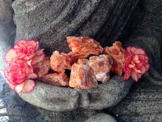 Orchid Calcite - The Flow Stone for channeling, manifesting, and creating your future