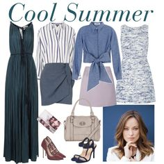 546. Cool Summer by natlik on Polyvore featuring мода, Lanvin, Alice + Olivia, MSGM, Topshop, Pure Navy, BCBGMAXAZRIA, maurices, Ted Baker and coolsummer