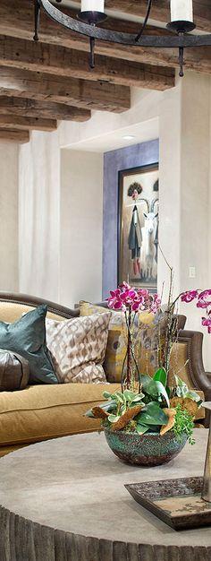 Interior Decorating Ideas. Moroccan Living ...