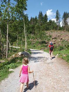 Wandelen in de bergen met kinderen. 10 tips voor een onbezorgde wandeling.