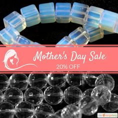 Happy Mother's Day 20% OFF on select products. Hurry, sale ending soon!  Check out our discounted products now: https://orangetwig.com/shops/AAA2lhg/campaigns/AACh4Ek?cb=2016005&sn=MoonDancerCrafts&ch=pin&crid=AACh4Cz&utm_source=Pinterest&utm_medium=Orangetwig_Marketing&utm_campaign=Mother's_Day_Sale