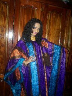Diangué Deh de la Mauritanie très sublime en feeling tabaski !!!