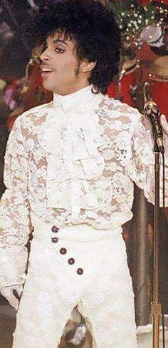 Classic Prince   1984/85 Purple Rain Tour