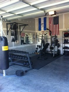 inspirational garage gyms  ideas gallery pg 7  garage