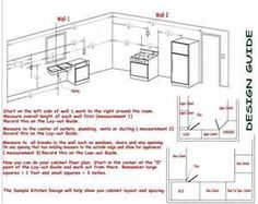 Kitchen Cabinet Layout Part 9  Kitchen Cabinet Layout Advice Captivating Do It Yourself Kitchen Design Layout Decorating Inspiration