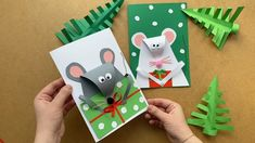 The pop up cards designs continue with these adorable Gingerbread Men cards! And so easy to make! Love making homemade Christmas cards that POP! Homemade Christmas Cards, Noel Christmas, Christmas Crafts For Kids, Xmas Crafts, Christmas Decorations, Paper Crafts Origami, Paper Crafts For Kids, Diy And Crafts, E Mc2