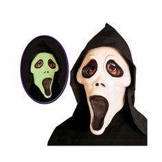 Careta de Scream #mascaras #antifaces #carnaval