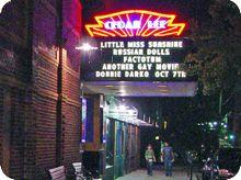 Best of Cleveland: Best Movie Theatre = Cedar Lee Theatre.