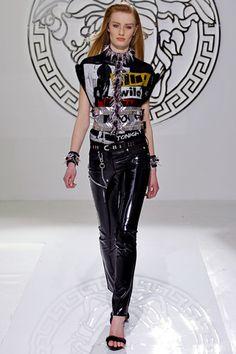 Versace - Fall 2013 RTW