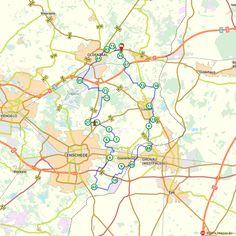 Fietsroute: Het mooie Twente, Losser, Glanerbrug en Lonneker (http://www.route.nl/fietsroutes/151257/Het-mooie-Twente-Losser-Glanerbrug-en-Lonneker/)