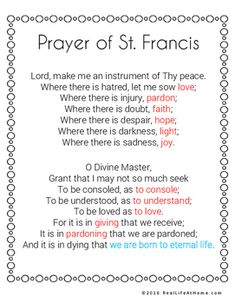 picture about St Francis Prayer Printable named 11 Great st Francis photos in just 2016 St francis, Saints