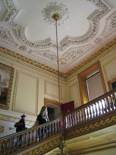 Take the basement tour - Review of Belton House, Grantham, England - TripAdvisor