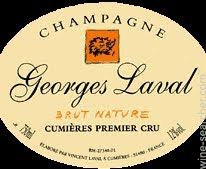 Georges Laval Cumieres Premier Cru Brut Nature, Champagne, France: prices in USA