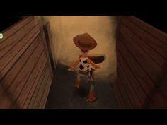 Toy Story 3 Western Playtime Part 2  PSP Walkthrough